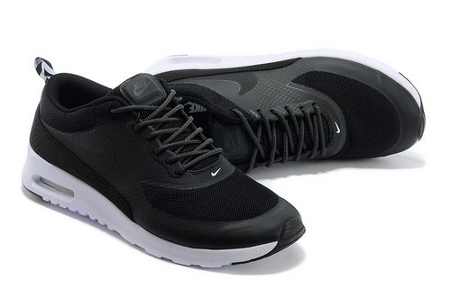 Womens Nike Air Max Thea Black Outlet